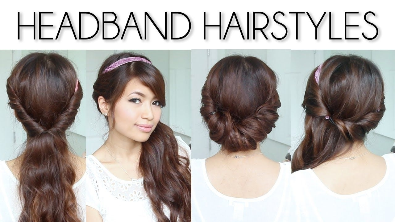Hairstyles For Long Hair Updos For Everyday Cute Simple Hairstyles Throughout Easy Long Hair Updo Everyday Hairstyles (View 13 of 15)