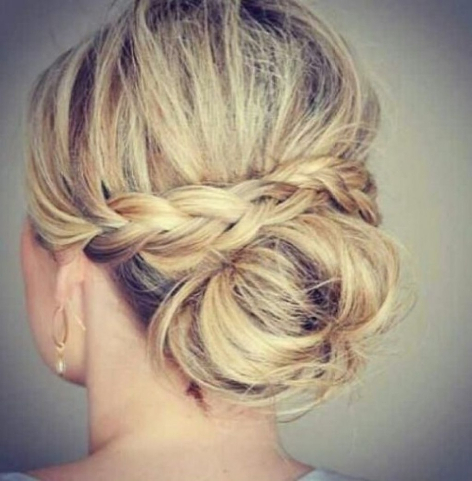 Hairstyles For Thin Hair For Prom Intended For Updos For Thin Hair (View 11 of 15)
