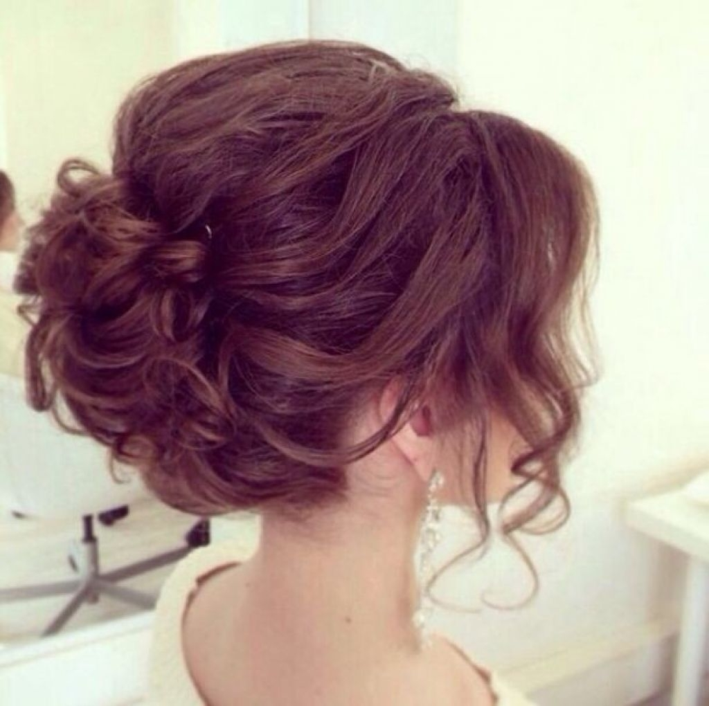 Hairstyles For Updos For Medium Hair – Hairstyle For Women & Man With Cute Updo Hairstyles For Medium Hair (View 12 of 15)