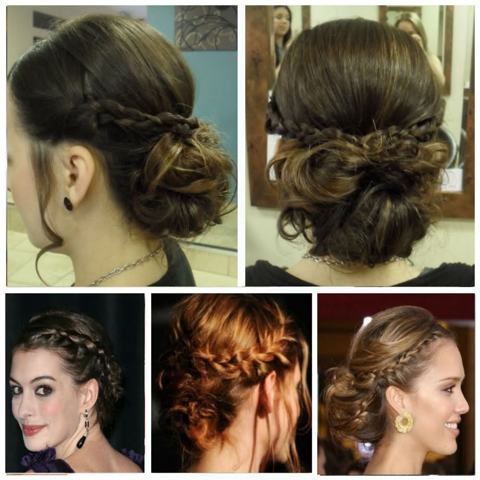 Hairstyles ~ Updo Hairstyles For Black Tie Event Image Collections Inside Updo Hairstyles For Black Tie Event (View 10 of 15)