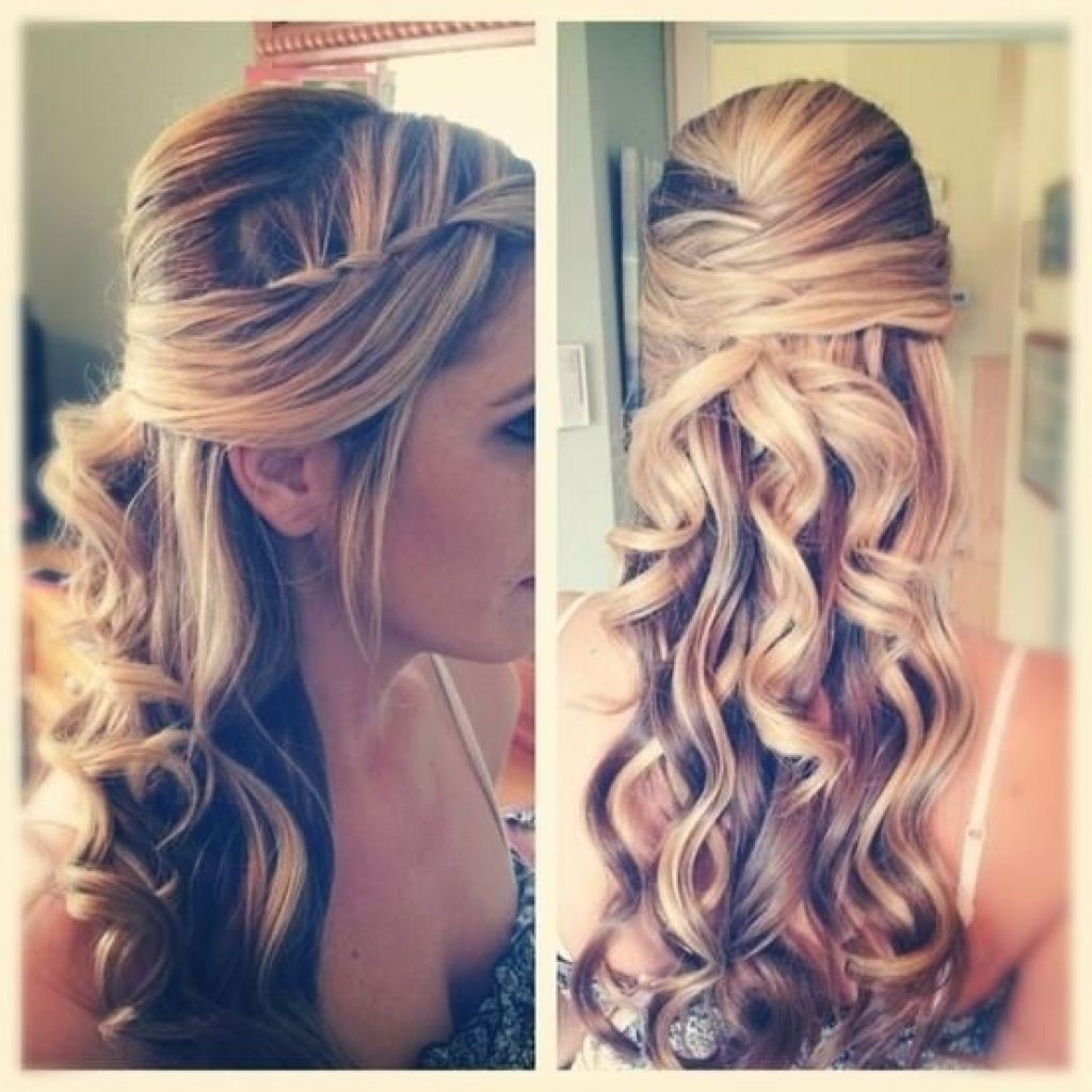 Half Updo Prom Hairstyles Prom Updos For Long Hair – Long Hairstyle Throughout Half Updos For Long Hair (View 14 of 15)