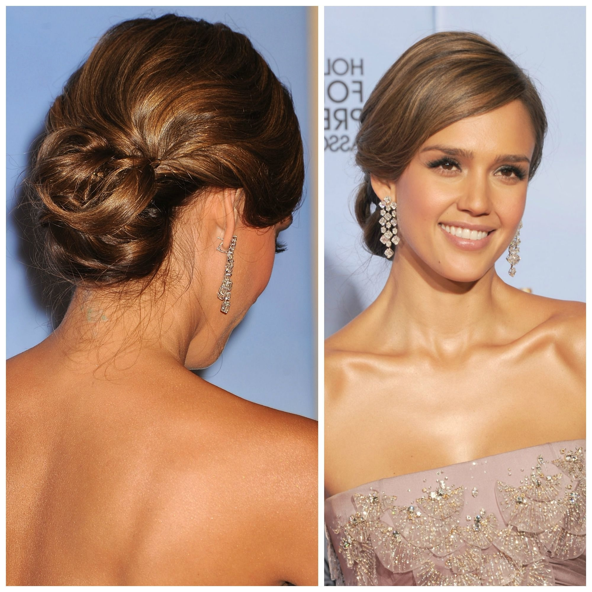 Half Updo So Cute Great For Summer Hair Collection Of Solutions Pertaining To Updo Hairstyles For Strapless Dress (View 14 of 15)