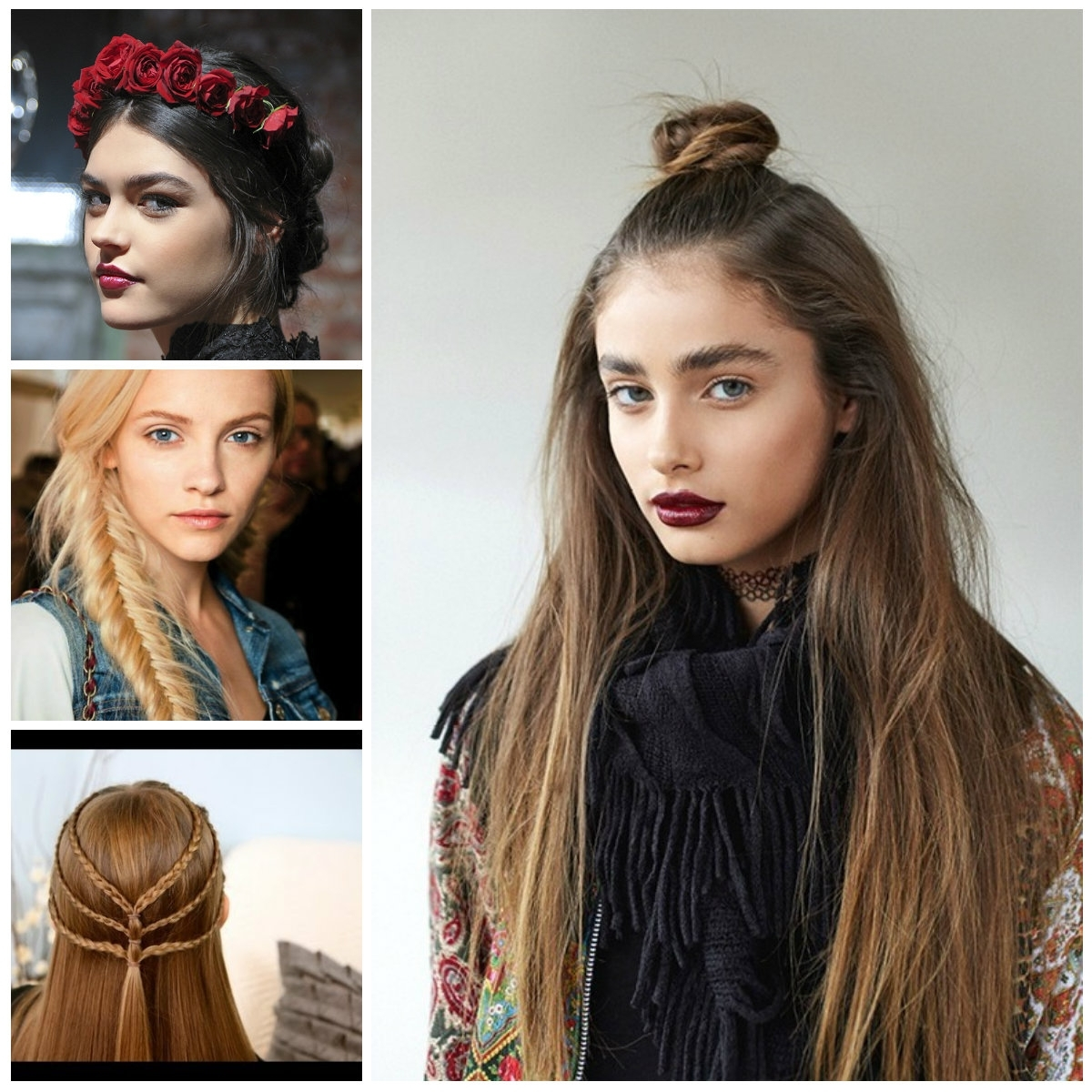 Image Result For Hairstyles For Teenage Girls With Thin Hair | Hair Intended For Teenage Updos For Long Hair (View 10 of 15)