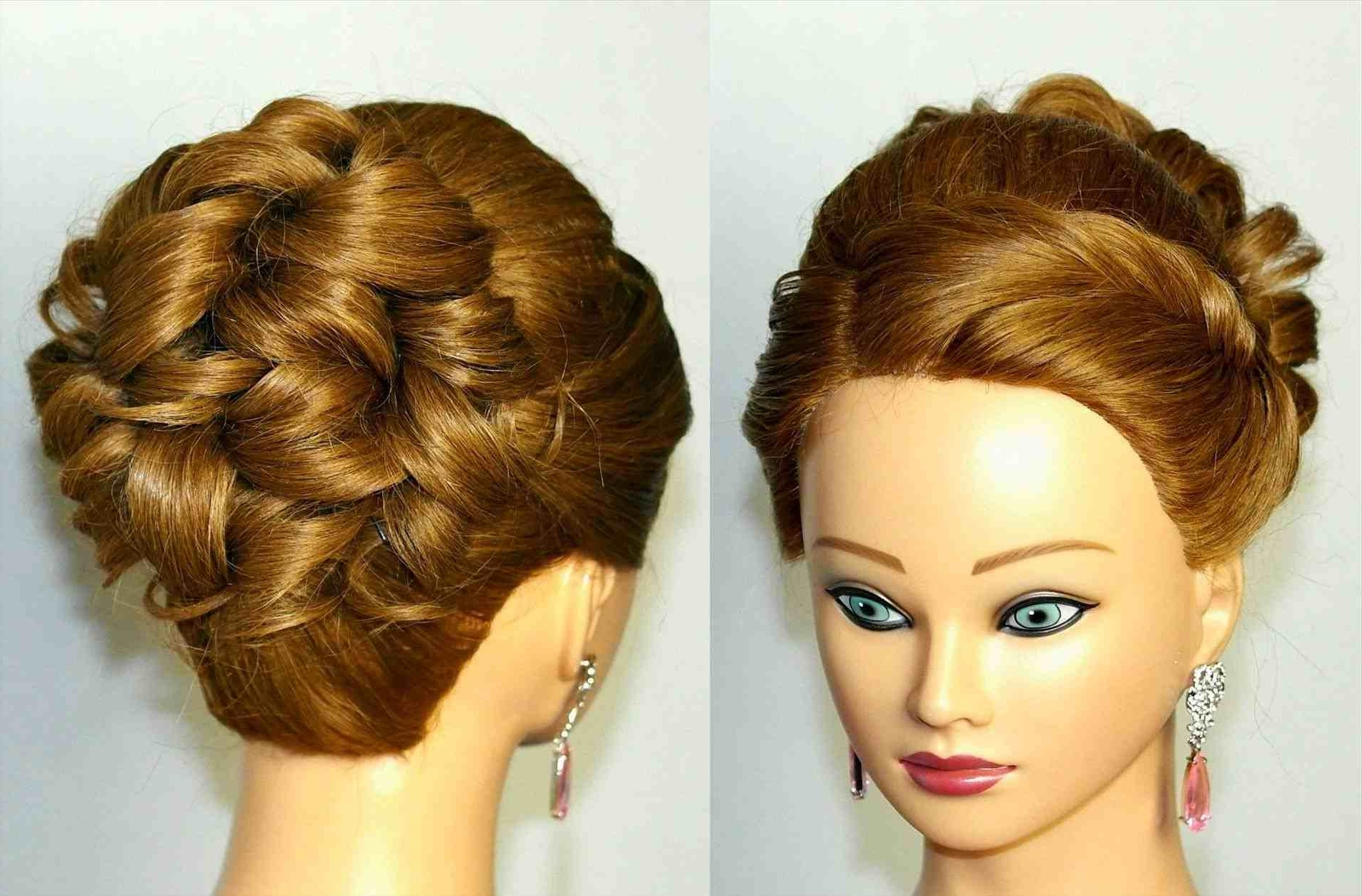 Incredible Easy Hair For Medium Length Curly Updo Pic Of And Style Regarding Updos For Medium Length Curly Hair (View 10 of 15)