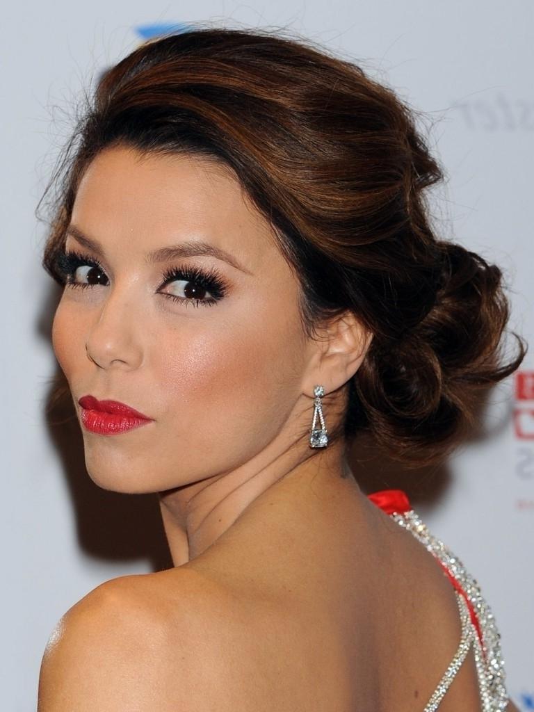 Kim Kardashian Updo Hairstyles Kim Kardashian Bun Hairstyles Urban With Regard To Urban Updo Hairstyles (View 7 of 15)