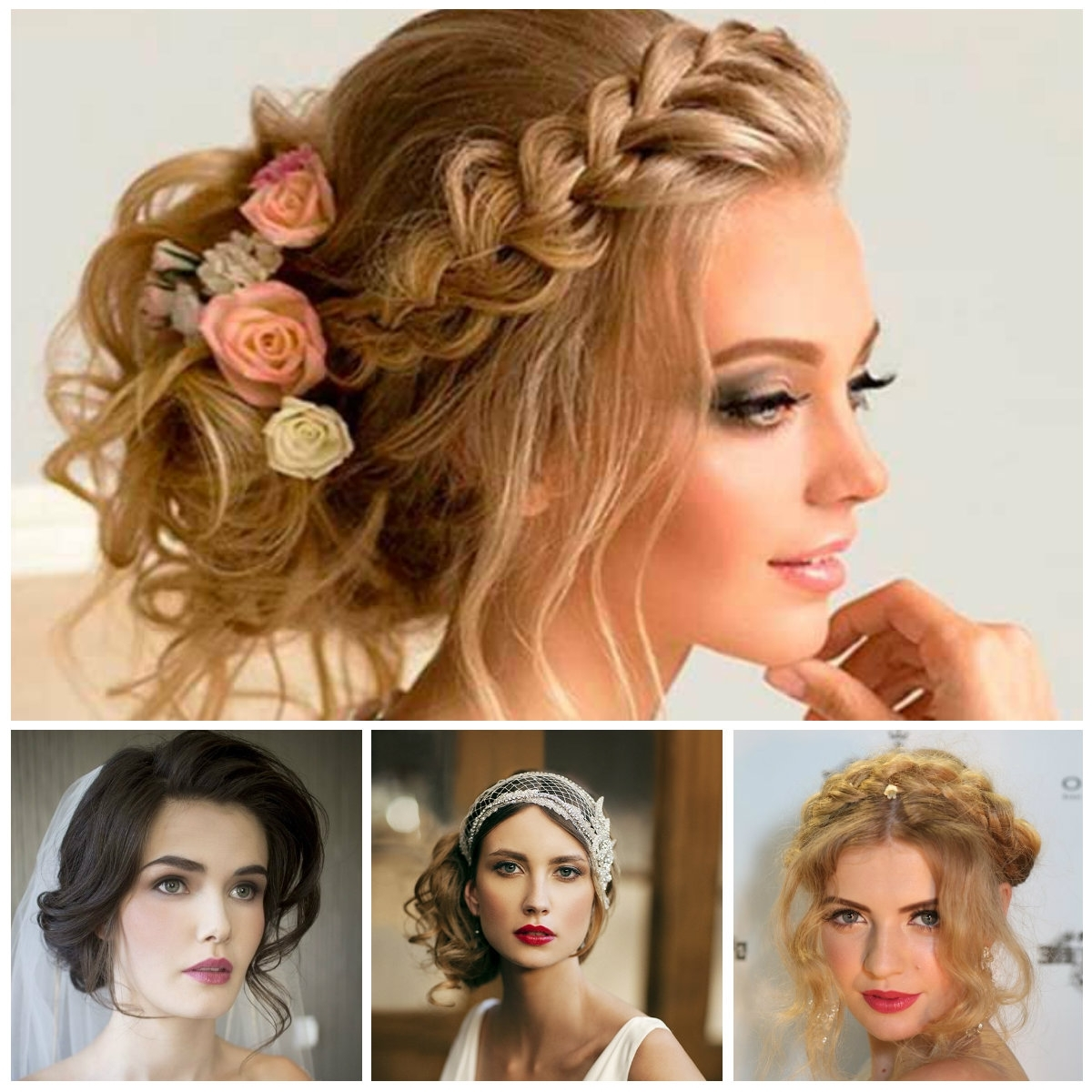 Latest Updo Hairstyle Ideas 2018 – Page 3 – New Hairstyles 2017 For Within New Updo Hairstyles (View 10 of 15)