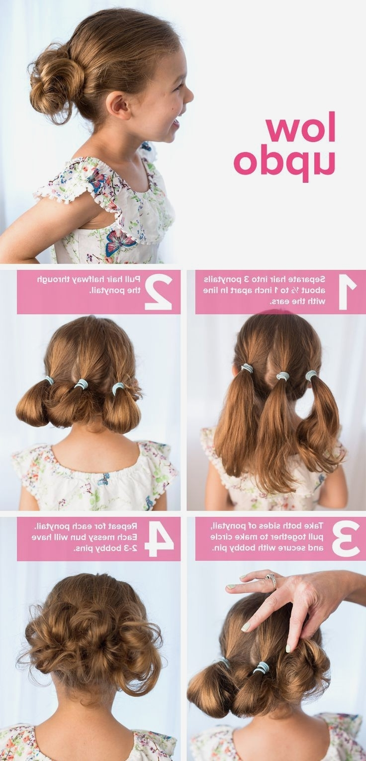 Long Hairstyles : New Easy Hairstyle Tutorials For Long Hair Gallery Within Easy Diy Updos For Long Hair (View 11 of 15)