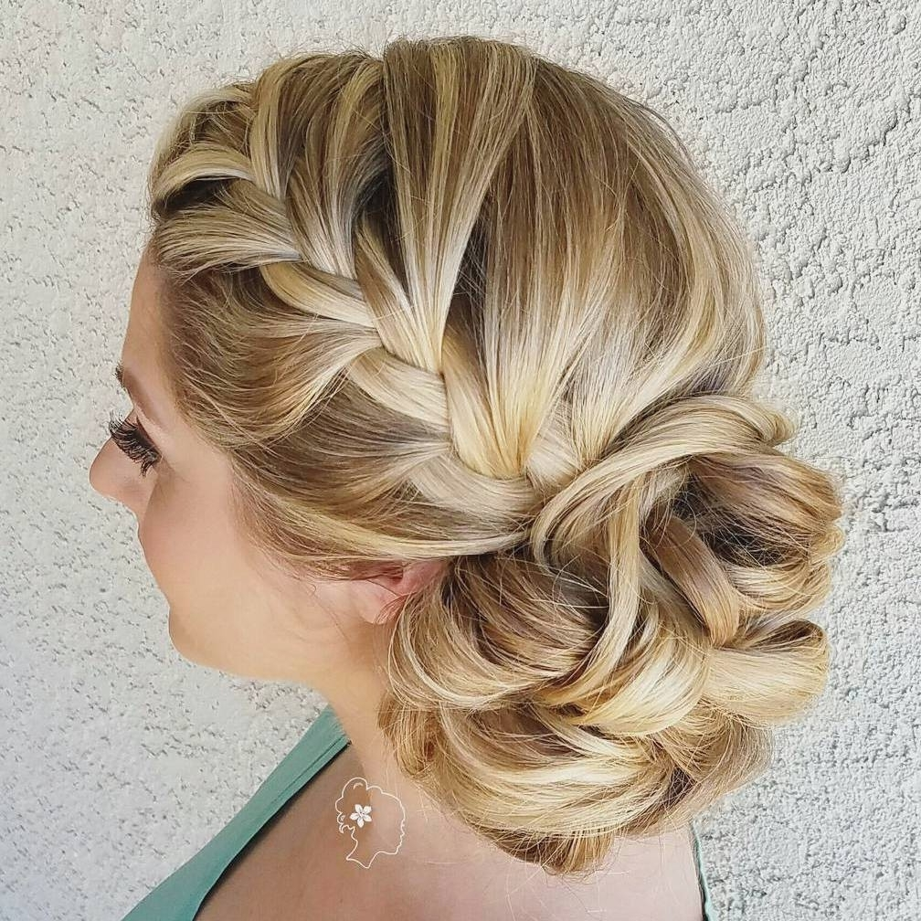 Long Hairstyles : New Updo Hairstyles For Long Thick Hair Tutorial Within Updo Hairstyles For Long Thick Hair (View 11 of 15)