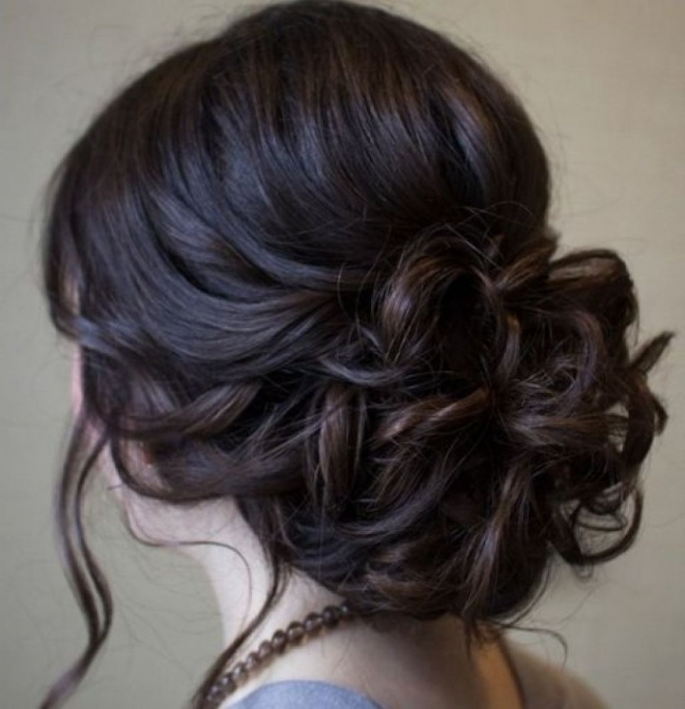Loose Updos For Prom – Popular Long Hairstyle Idea In Soft Updos For Long Hair (View 10 of 15)