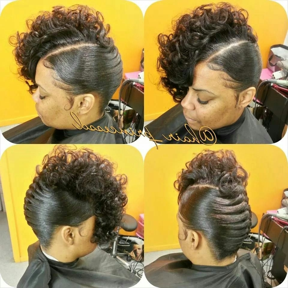 Love This Look! @hair Princessd On Instagram | Tresses | Pinterest Throughout Hype Updo Hairstyles (View 8 of 15)