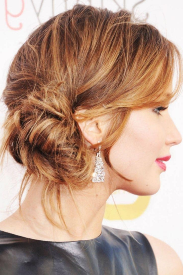 Messy Bun Updo Hairstyles Side Bun Updo Hairstyles 1000 Ideas About Throughout Messy Bun Updo Hairstyles (View 8 of 15)