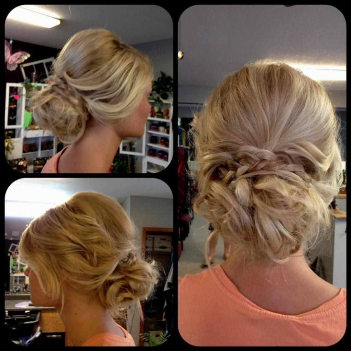 Messy Cute Hairstyles Tumblr Messy Prom Updo Hairstyles Tumblr Side Inside Updo Hairstyles (View 14 of 15)