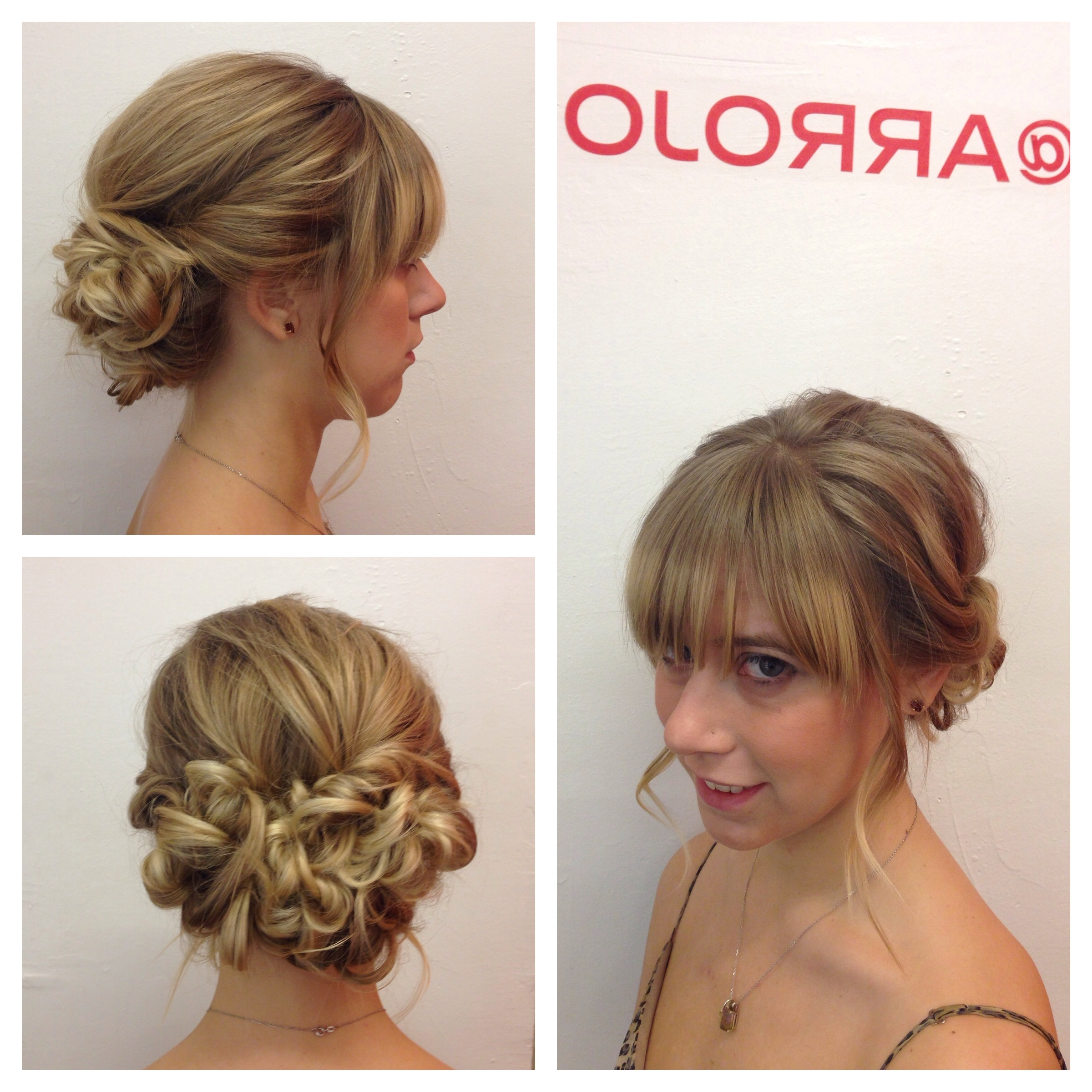Messy Low Bun Wedding Hair Trends Guides For Elegant Hairstyles Inside Low Messy Updo Hairstyles (View 14 of 15)