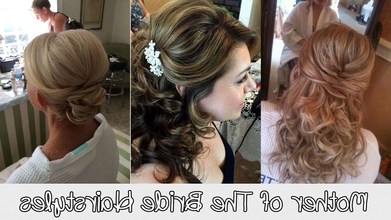 Mother Of The Bride Hairstyles – Latest Hairstyle In 2018 For Mother Of The Bride Updos For Long Hair (View 10 of 15)