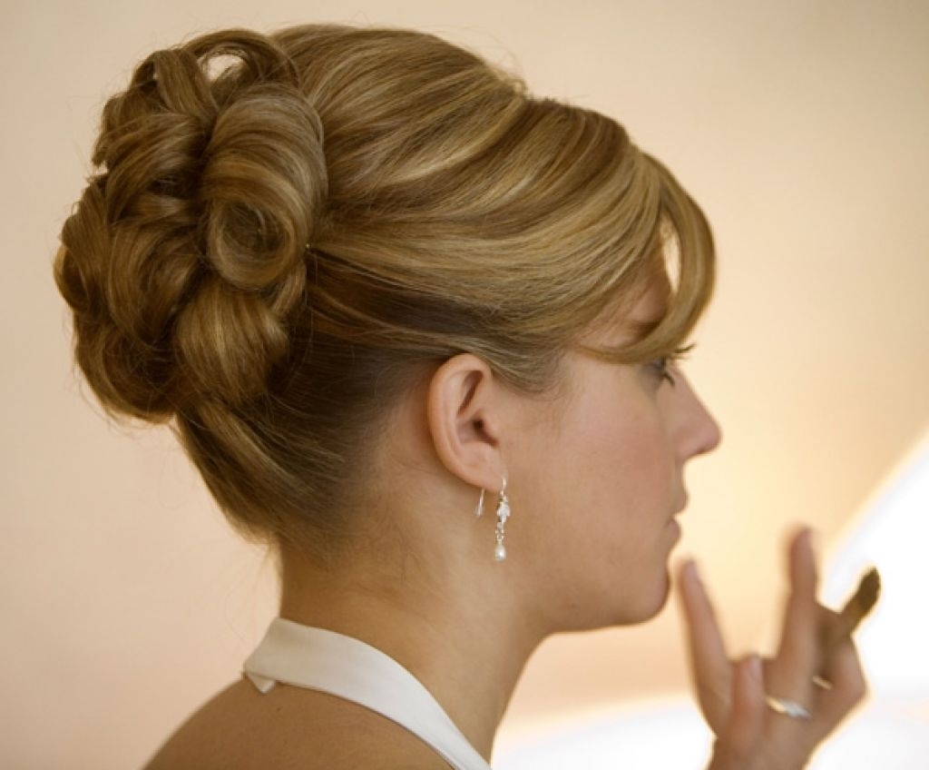 Mother Of The Bride Updo Hairstyles Mother Of Bride Long Hairstyle Within Bride Updo Hairstyles (View 12 of 15)