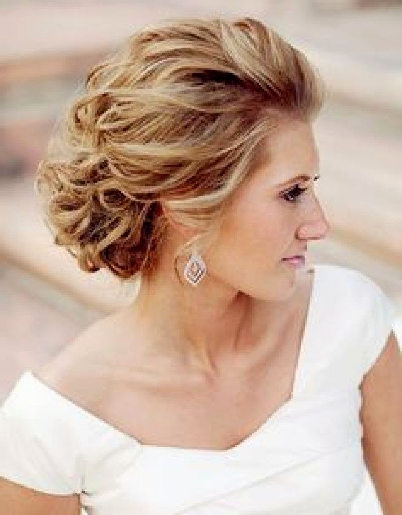 Mother Of The Groom Hairstyles Updos Wedding Hairstyles For Short Throughout Mother Of The Bride Updo Hairstyles For Short Hair (View 13 of 15)