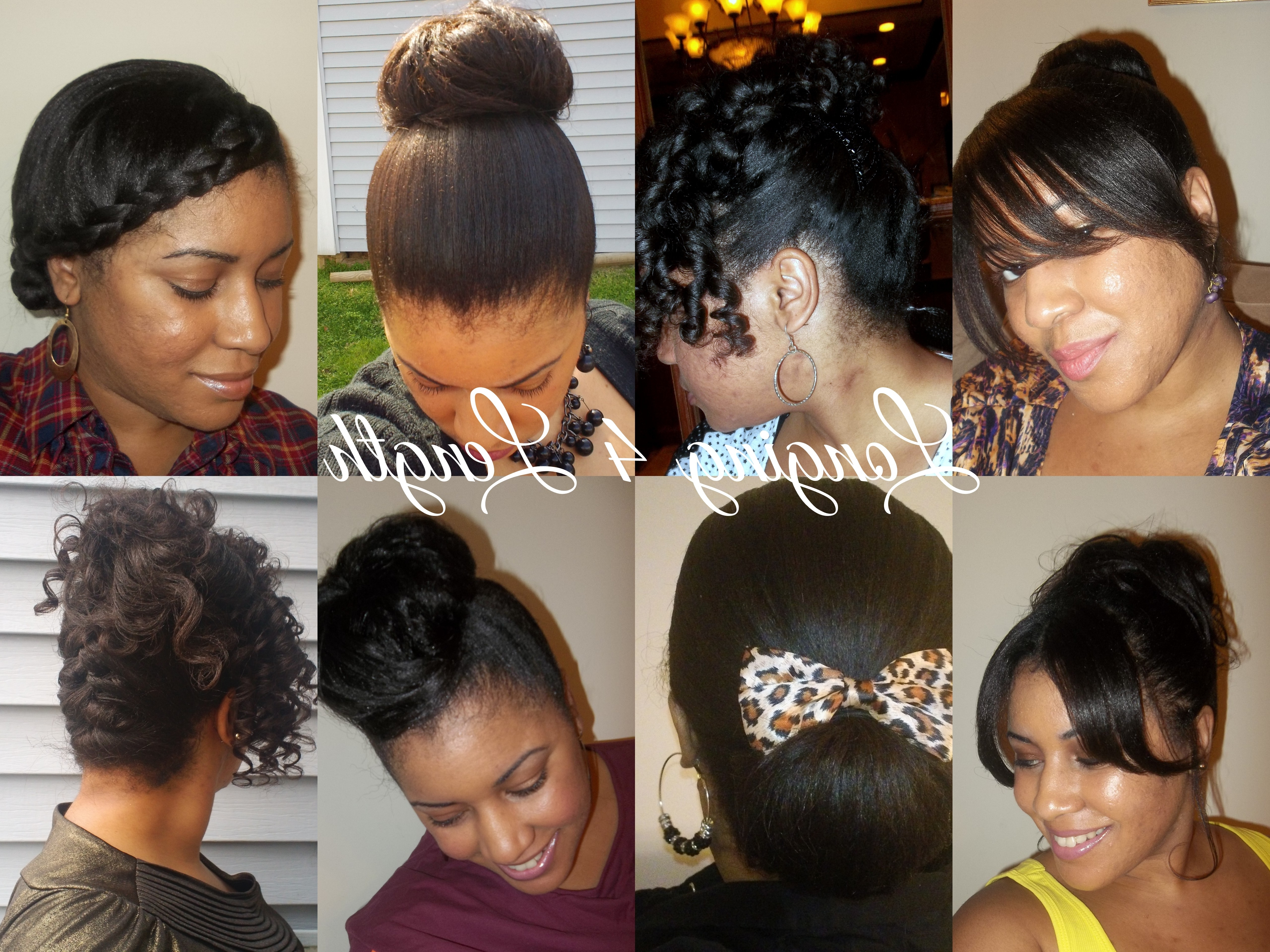 Featured Photo of Updo Hairstyles For Permed Hair