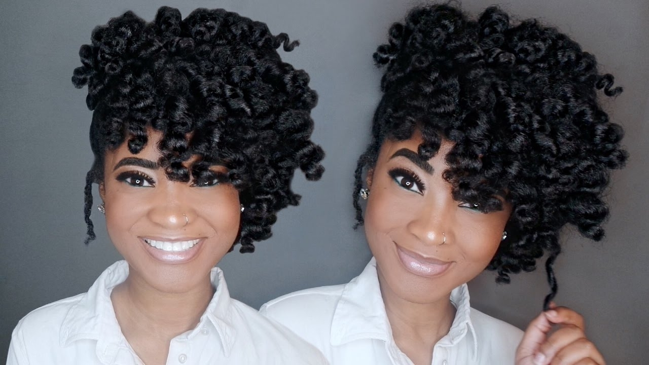 Featured Photo of Updo Twist Out Hairstyles