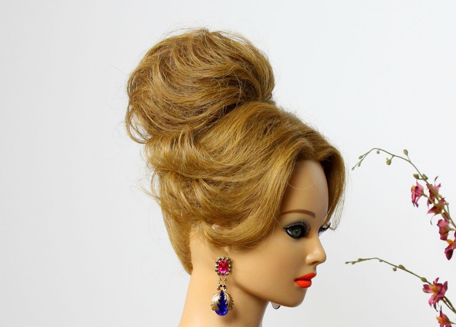 Newer Updo Hairstyles For Weddings Black Hair Principles – Feilong Intended For Updo Hairstyles For Black Tie Event (View 13 of 15)