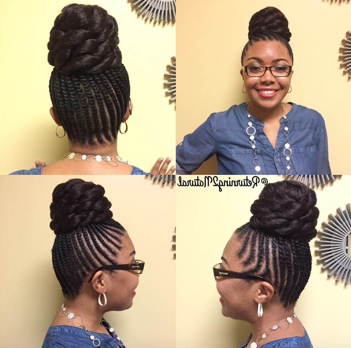 Featured Photo of Hype Updo Hairstyles