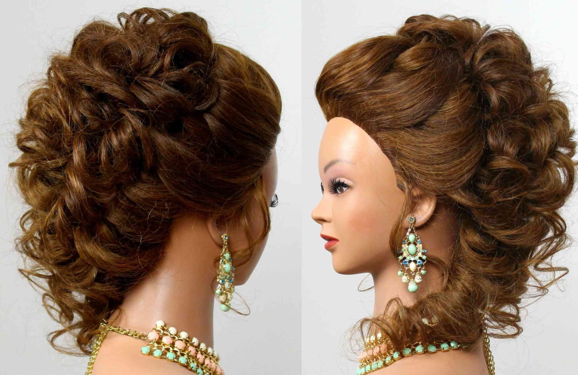 Prom Hairstyles For Long Hair Updo Fresh 35 Funky Of Prom Hairstyles Inside Funky Updo Hairstyles For Long Hair (View 15 of 15)