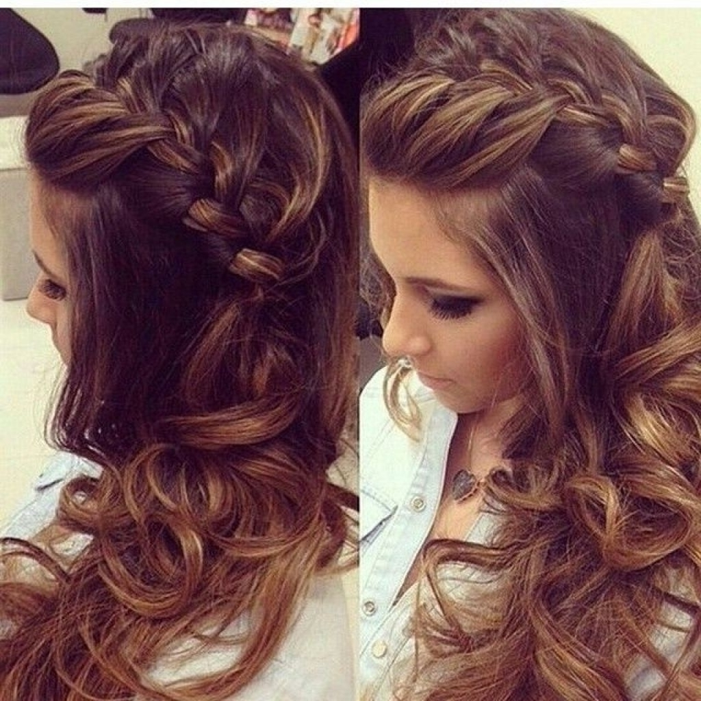 Prom Half Updos For Long Hair Hairstyles For Long Hair Prom Women With Half Updos For Long Hair (View 8 of 15)