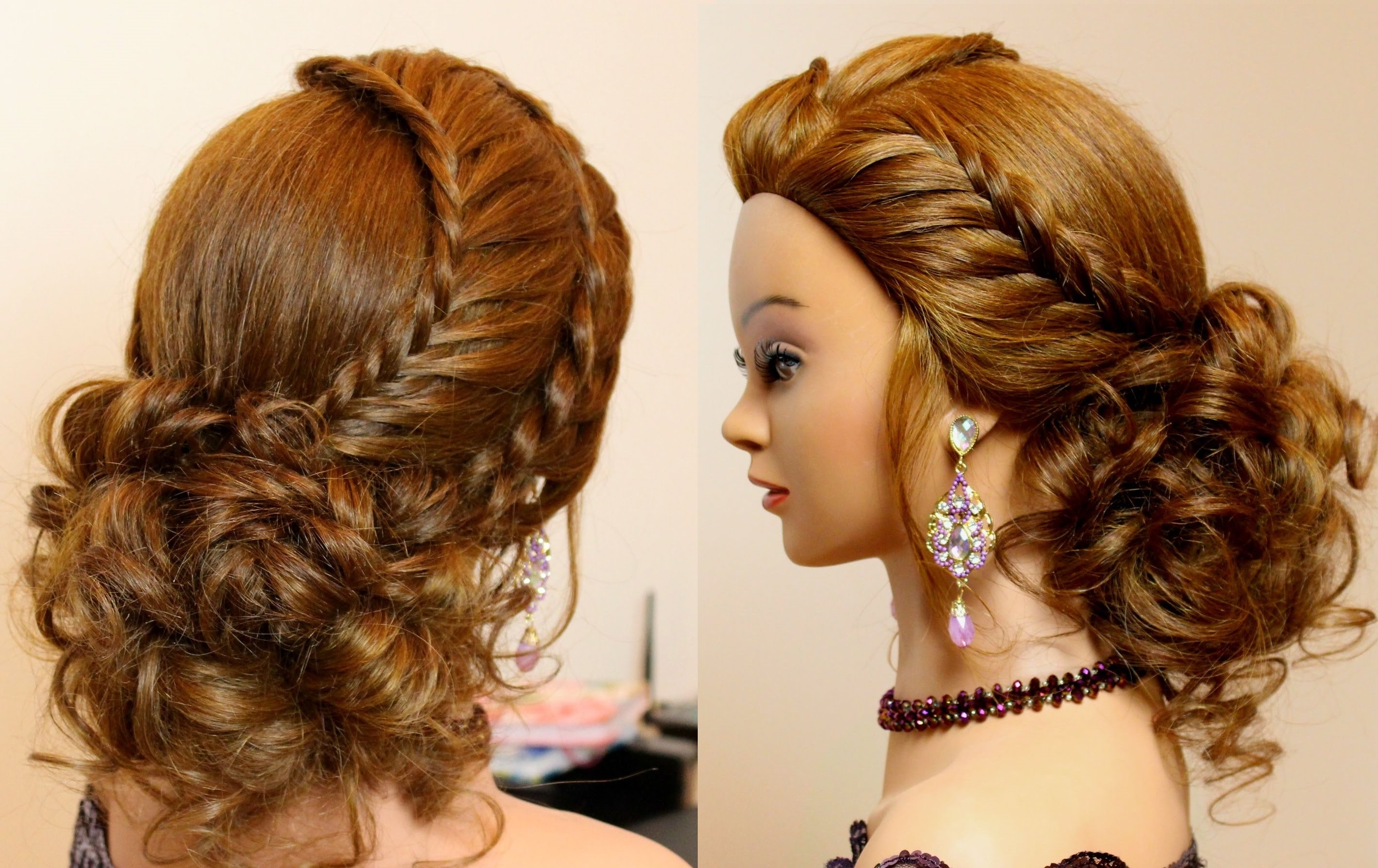 Prom Updo Hairstyles For Long Hair Hairstyle For Long Hair Tutorial Inside Prom Updo Hairstyles For Long Hair (View 13 of 15)