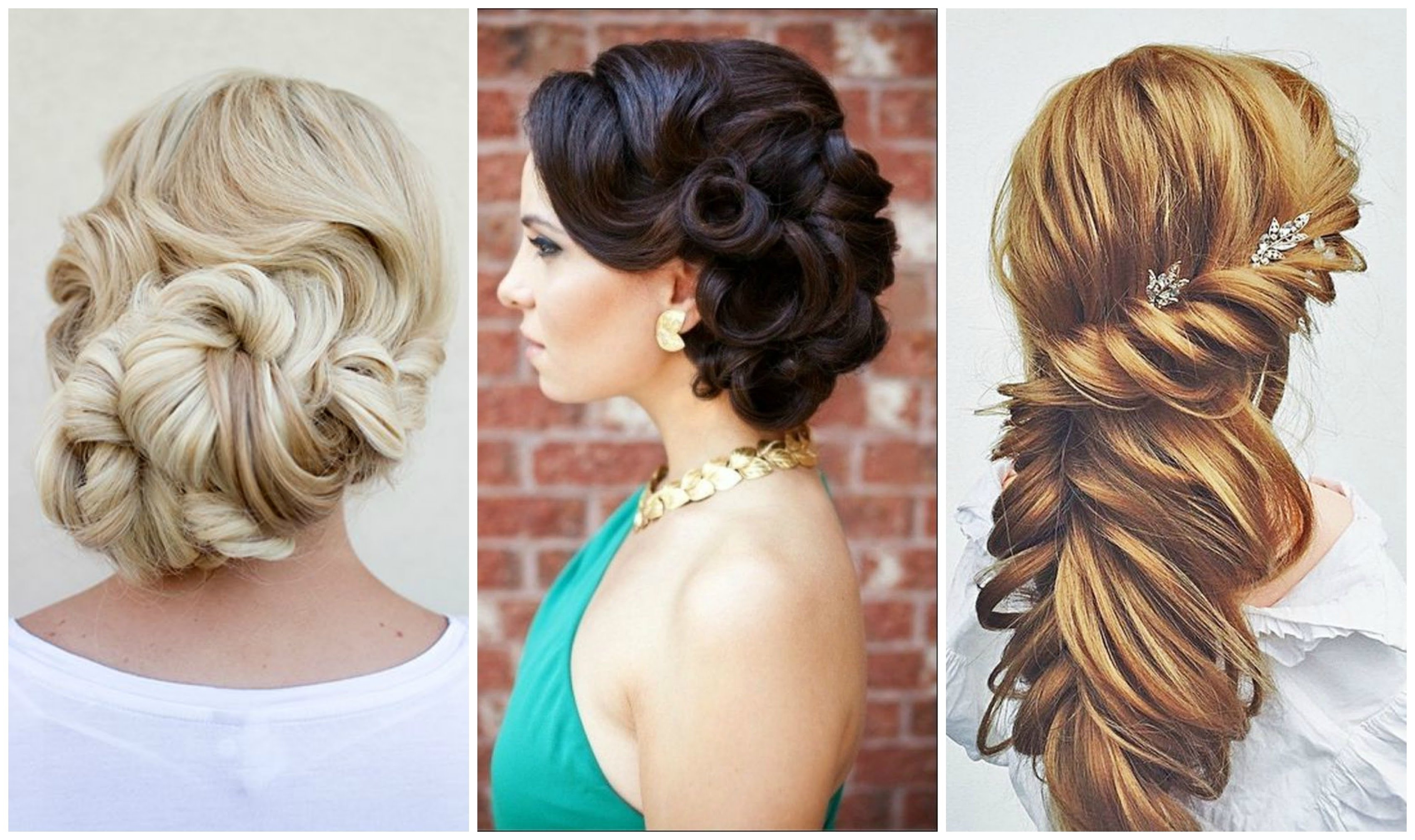 Prom Updos – Prom Hair Ideas – Youtube Intended For Cool Updo Hairstyles (View 11 of 15)