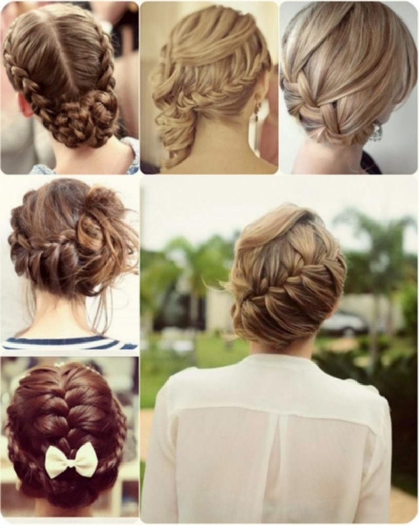 Quick Updo Hairstyles For Work Easy Updo Hairstyles For Work Simple For Quick Updo Hairstyles (Gallery 14 of 15)