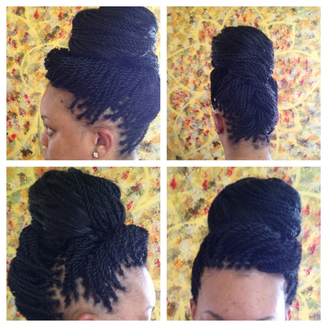 Senegalese Twist | Natural Haircare. (View 15 of 15)