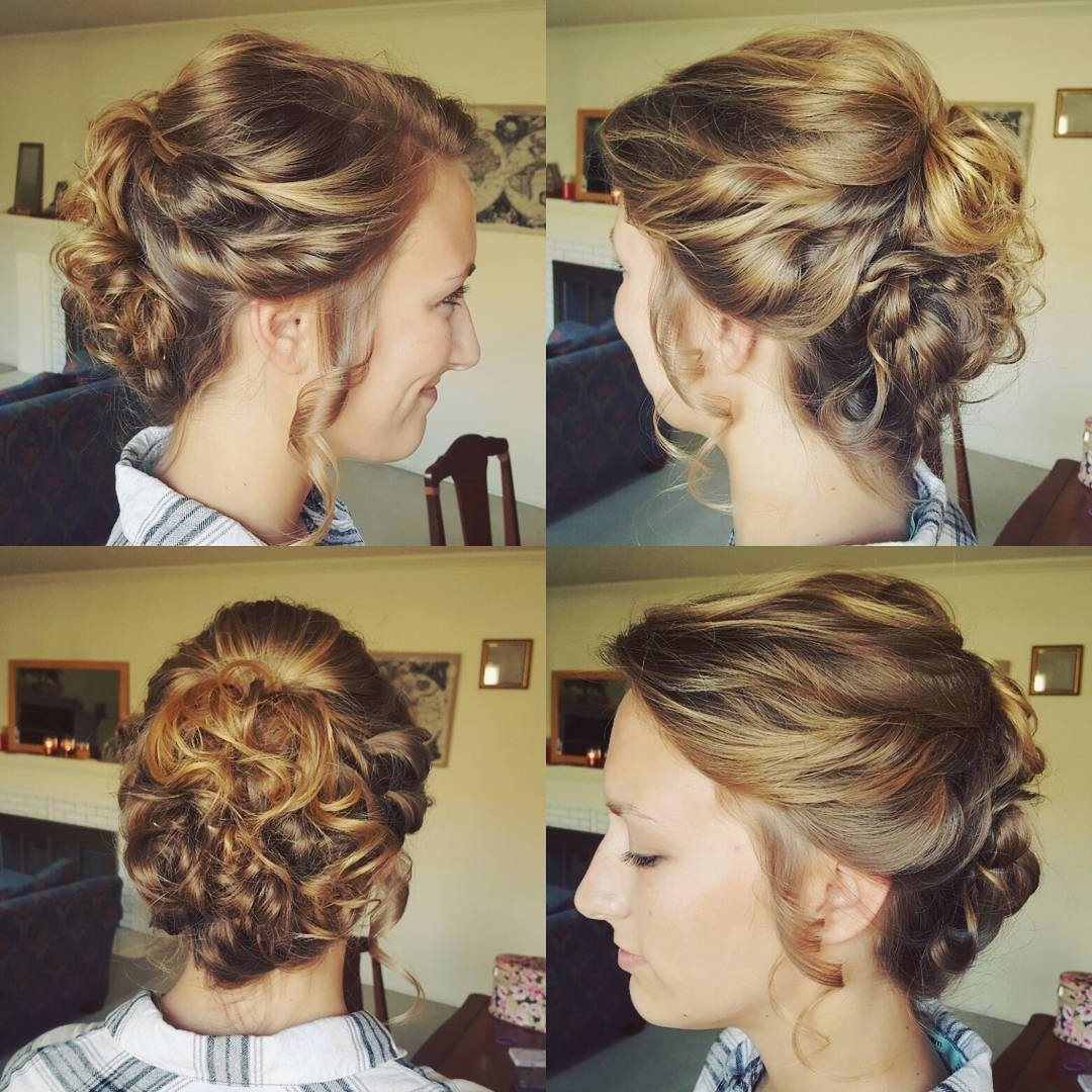 Short Hairstyles : View Updo Hairstyles For Short Hair For Prom With Regard To Updo Hairstyles For Short Hair Prom (View 14 of 15)