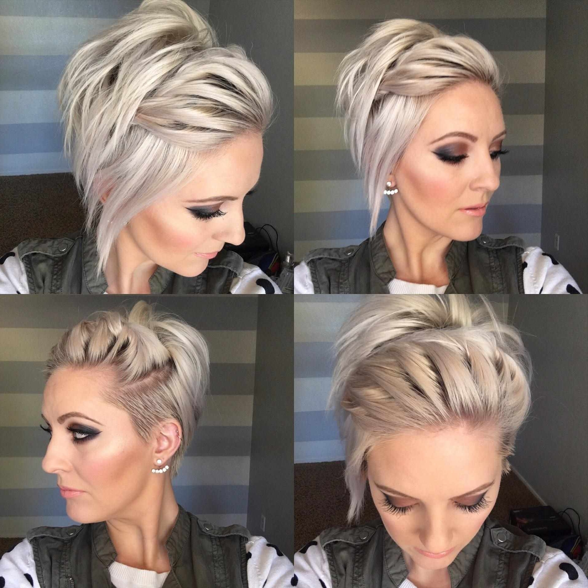 Short Short Hair Bob Updos Hairstyles Tutorials Hairstyle Foðº Women Intended For Soft Updos For Short Hair (View 11 of 15)