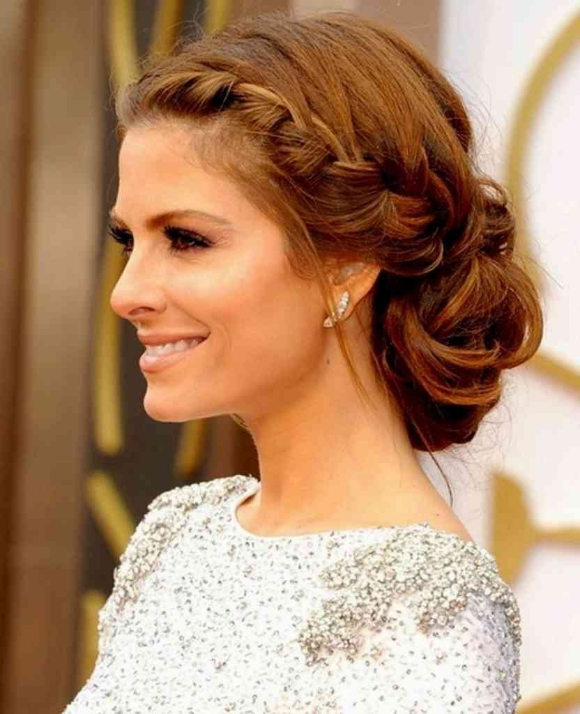 Sideways Ponytail Hairstyles Side Ponytail Updo Hairstyles Black Within Ponytail Updo Hairstyles For Medium Hair (View 13 of 15)