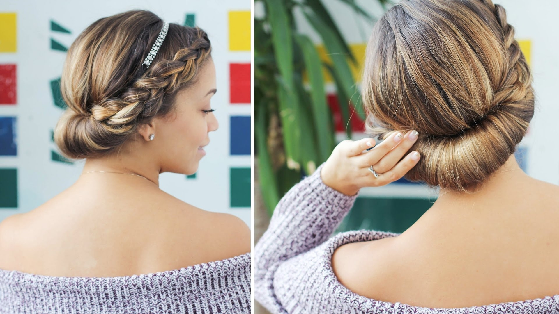 Simple Updo Hairstyles For Short Hair Easy Updo For Short Hair Pertaining To Luxy Updo (View 10 of 15)