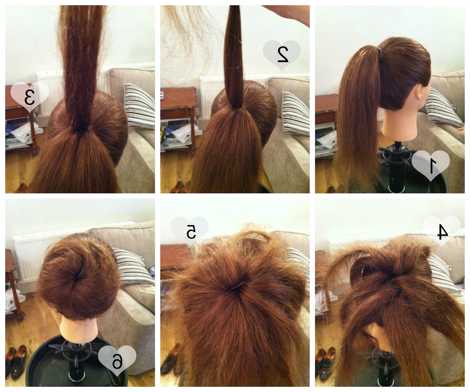 Simple Yet Stylish Updo Hairstyle Tutorials For All Impressive Intended For Quick Easy Updo Hairstyles For Thick Hair (View 3 of 15)