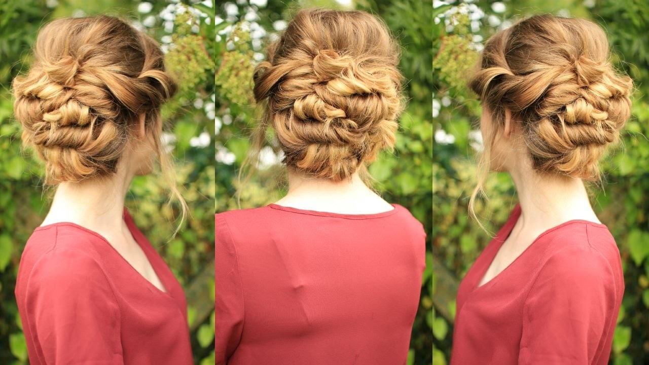 Featured Photo of Hairstyles For Bridesmaids Updos