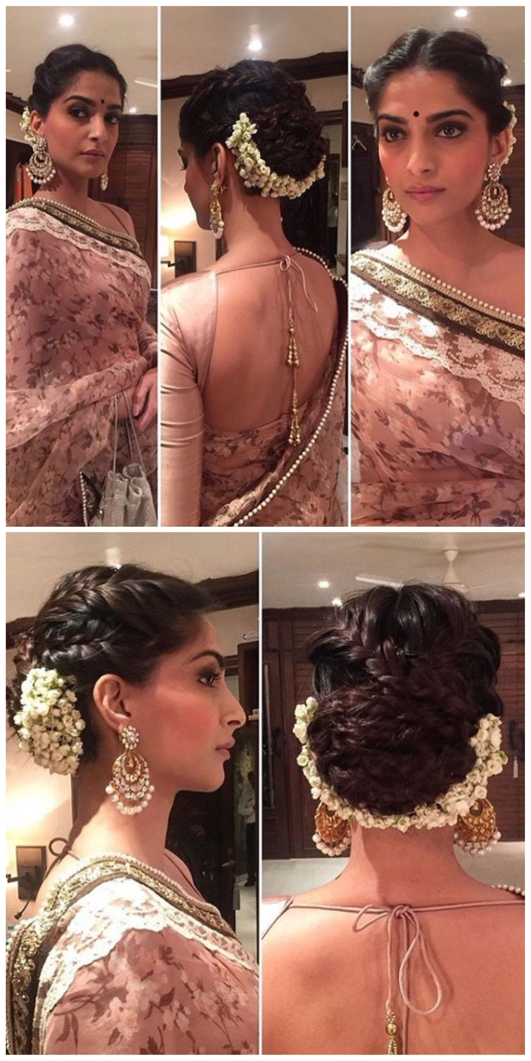 Sonam Kapoor's Hairstyle Is On Fleek For A Wedding (View 10 of 15)