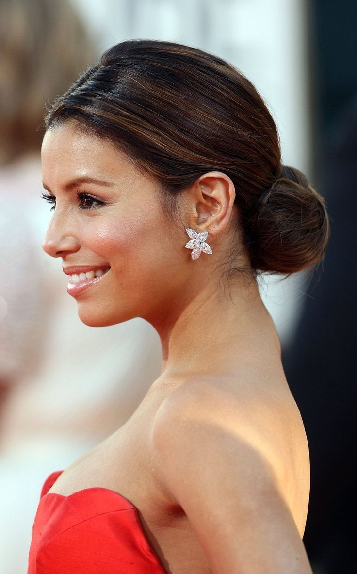 Spanish Updo Hairstyles 1000+ Images About Bridesmaid Hair On With Regard To Spanish Updo Hairstyles (View 6 of 15)