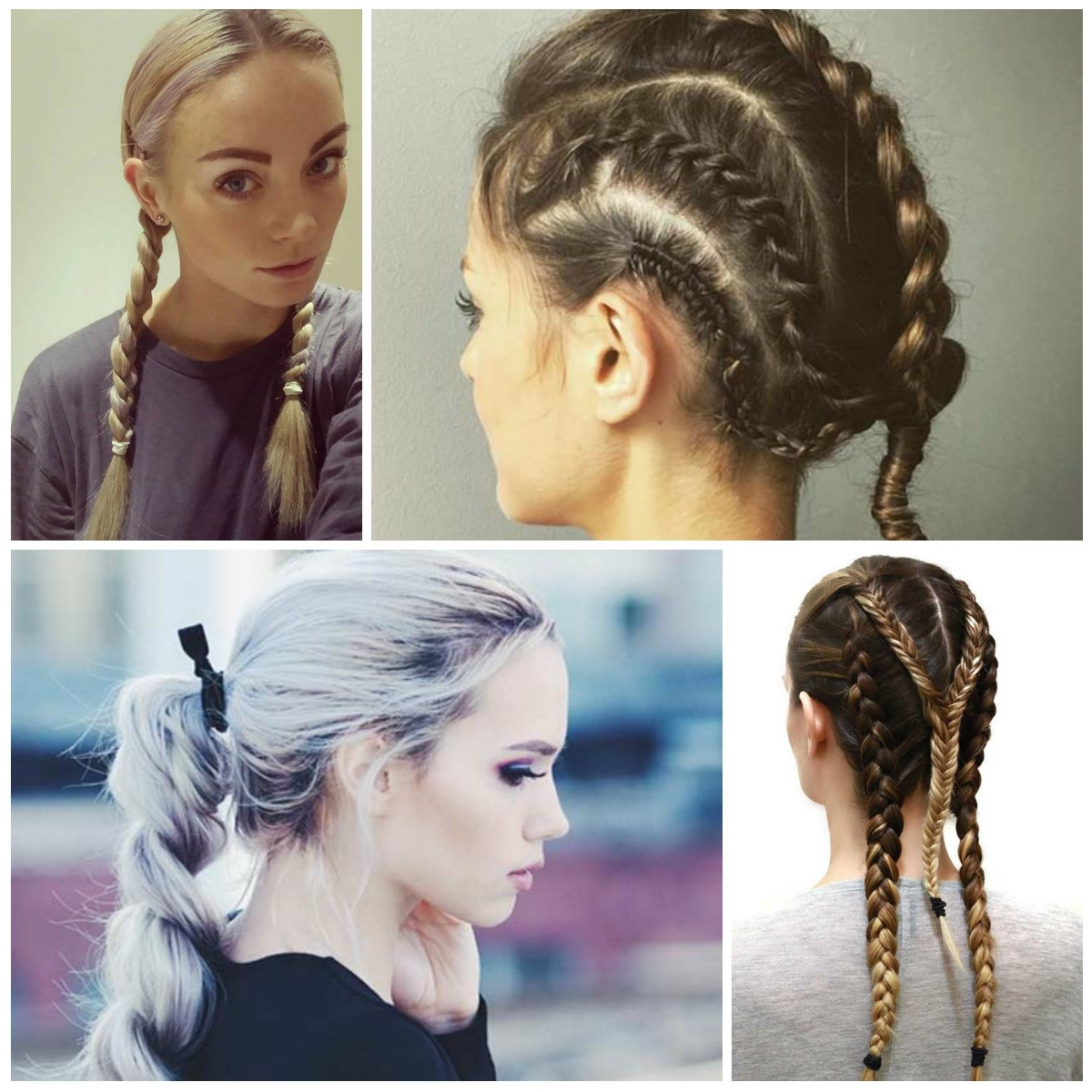 Sporty Hairstyles For Short Hair – Hairstyle Ideas 2017 Throughout Sporty Updo Hairstyles For Short Hair (View 15 of 15)