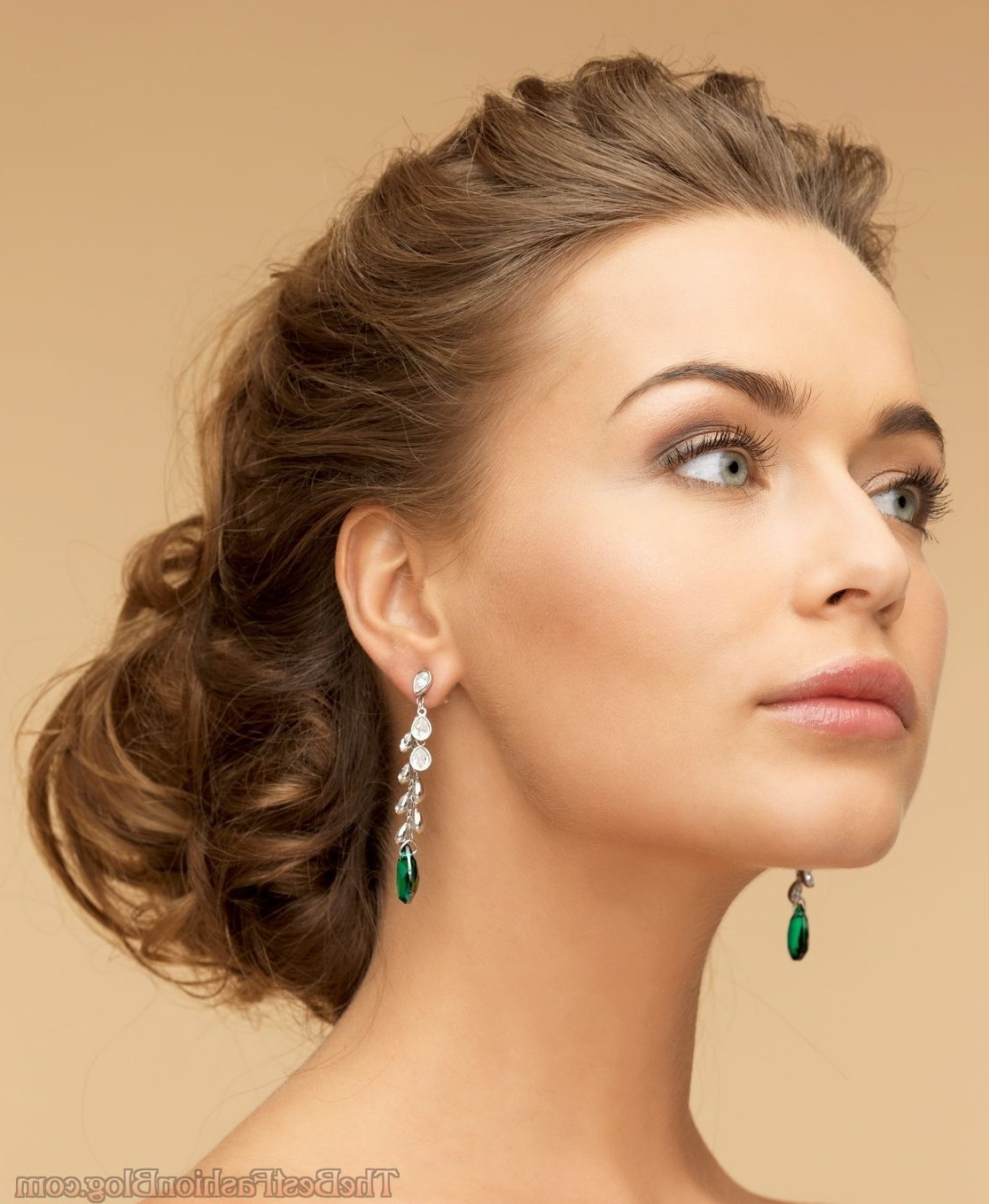 Photo Gallery Of Updo Hairstyles For Sweet 16 Viewing 11 Of