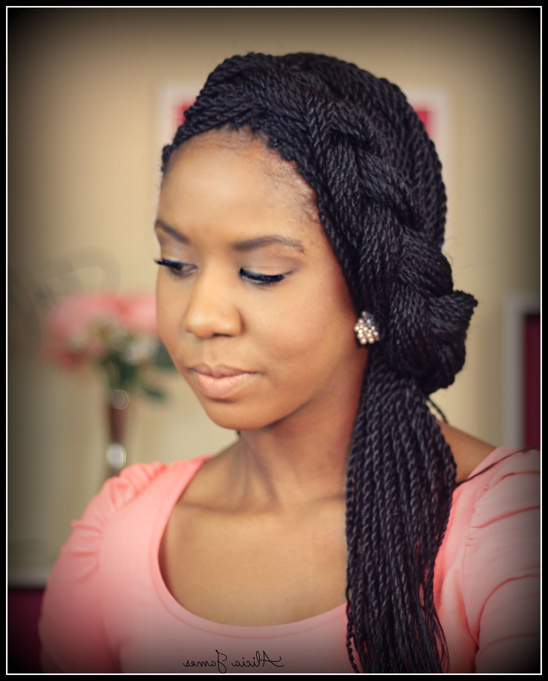 senegalese hair style 15 inspirations of senegalese twist styles updo hairstyles 3404