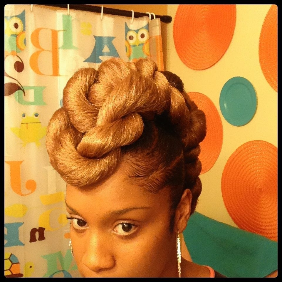 Twist Updo – Http://community (View 14 of 15)