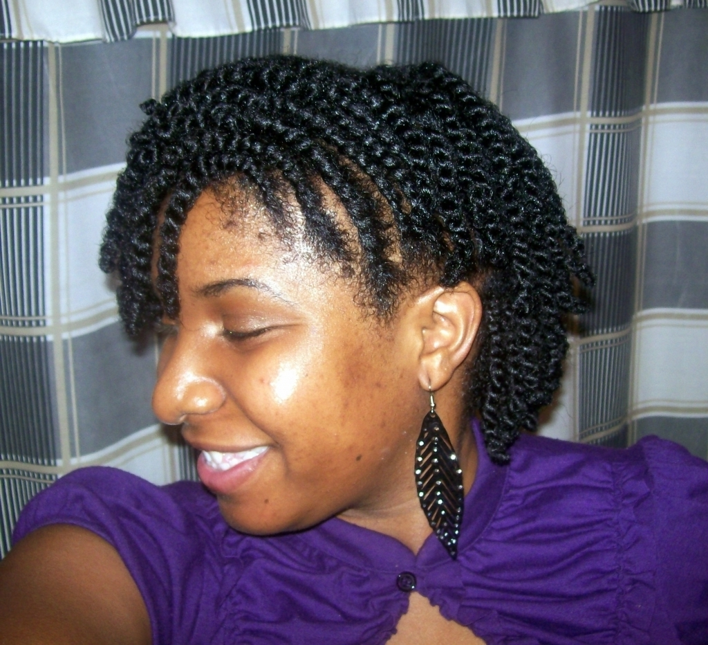 Two Strand Twist Updo Hairstyles Two Strand Twist Hairstyles Natural With Two Strand Twist Updo Hairstyles (View 12 of 16)