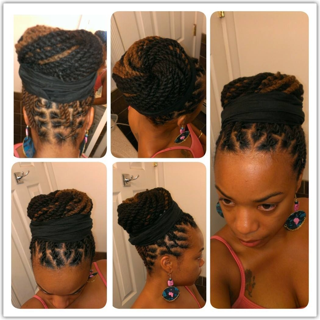 Updo Dreadlock Hairstyles Dreadlocks Feature Te'kima's From New York Within Updo Dread Hairstyles (View 10 of 15)