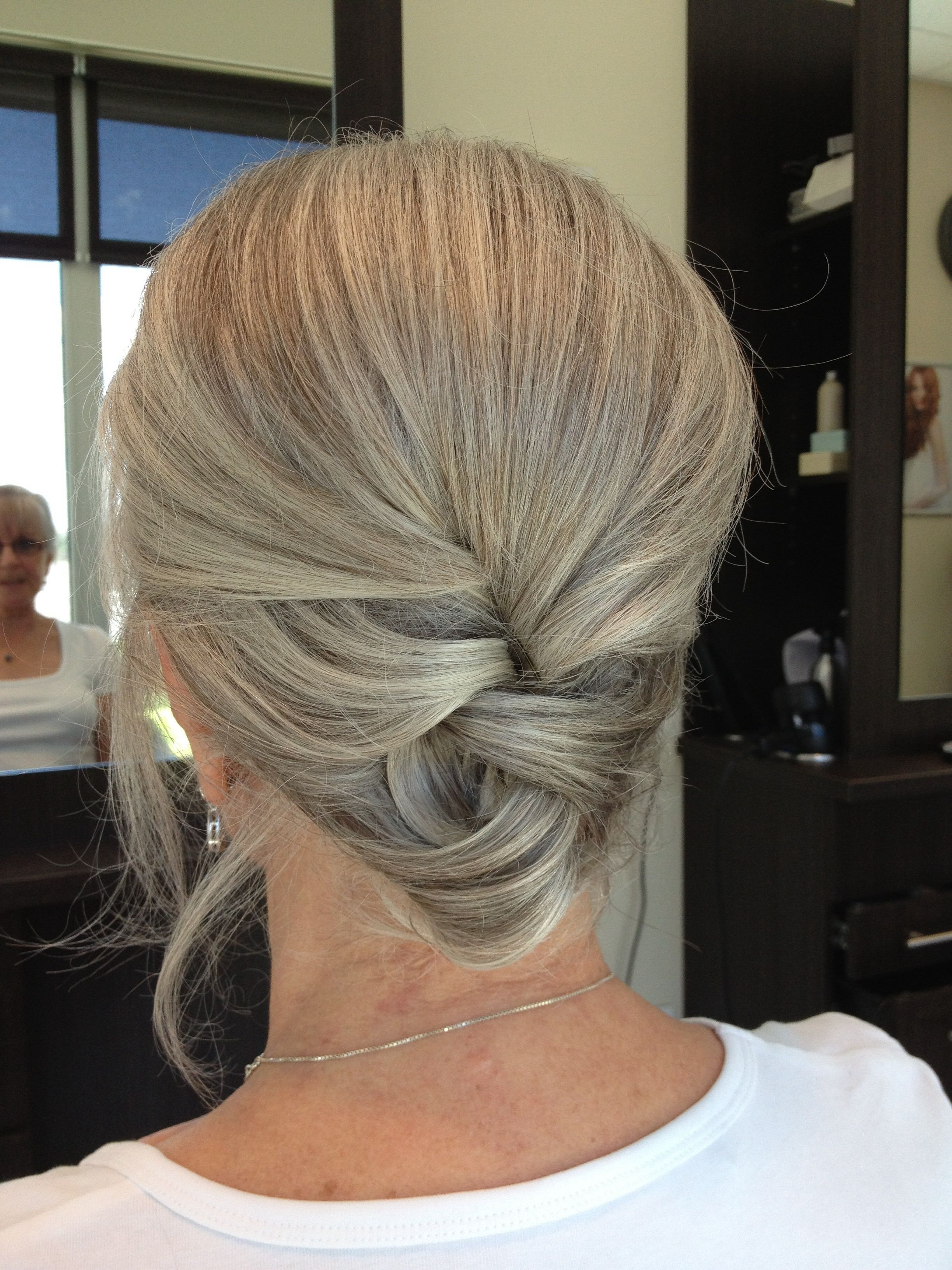 Updo For 50 And Over Women | Updo Hairstyles For Women Over 50 In Updo Hairstyles For Older Women (Gallery 7 of 15)