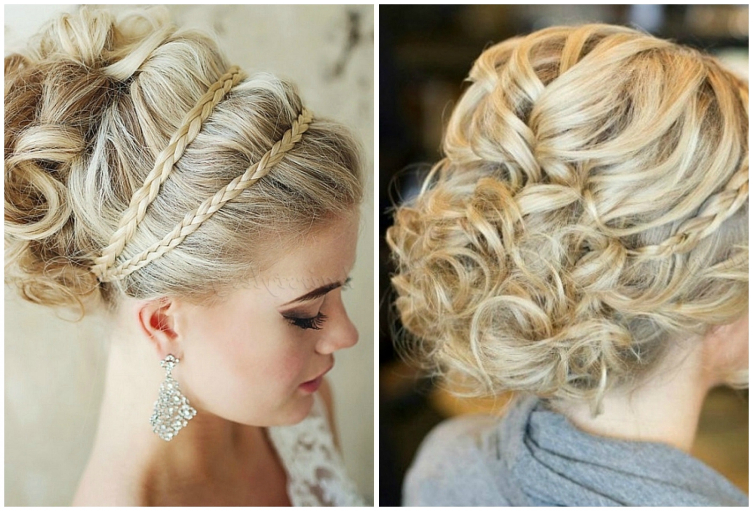 Updo Hairstyles Blonde Throughout Blonde Updo Hairstyles (Gallery 8 of 15)