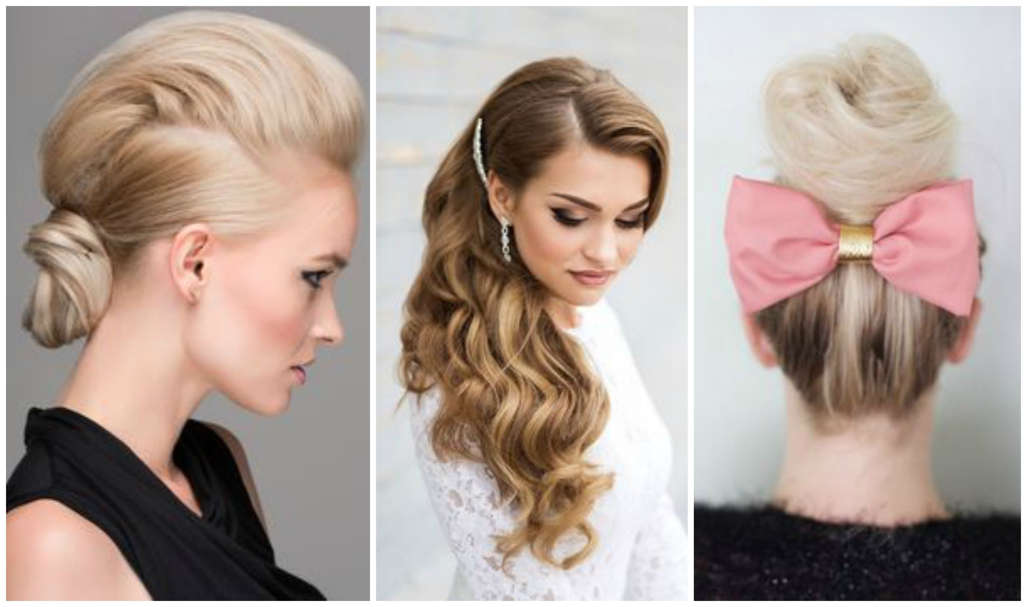 Updo Hairstyles For Any Occasion – Youtube Pertaining To New Updo Hairstyles (Gallery 3 of 15)