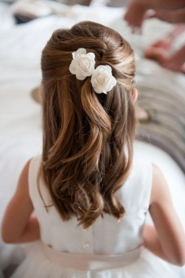 Updo Hairstyles For Little Girls 1000+ Ideas About Little Girl Updo For Little Girl Updo Hairstyles (Gallery 7 of 15)