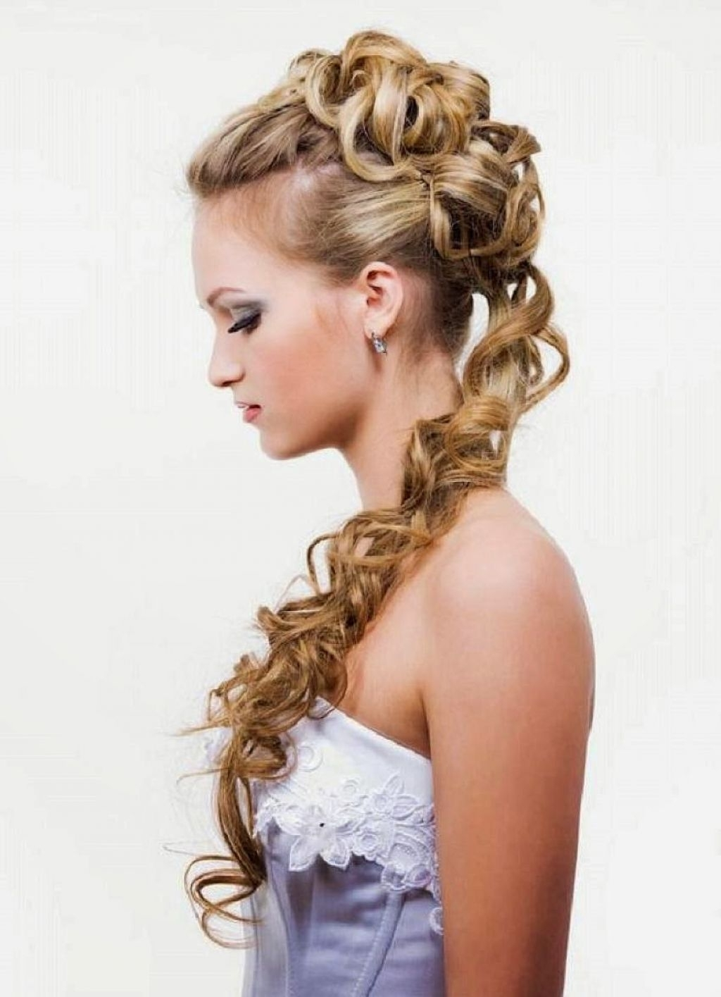 Updo Hairstyles For Long Straight Hair – Hairstyle For Women & Man With Regard To Straight Hair Updo Hairstyles (Gallery 3 of 15)