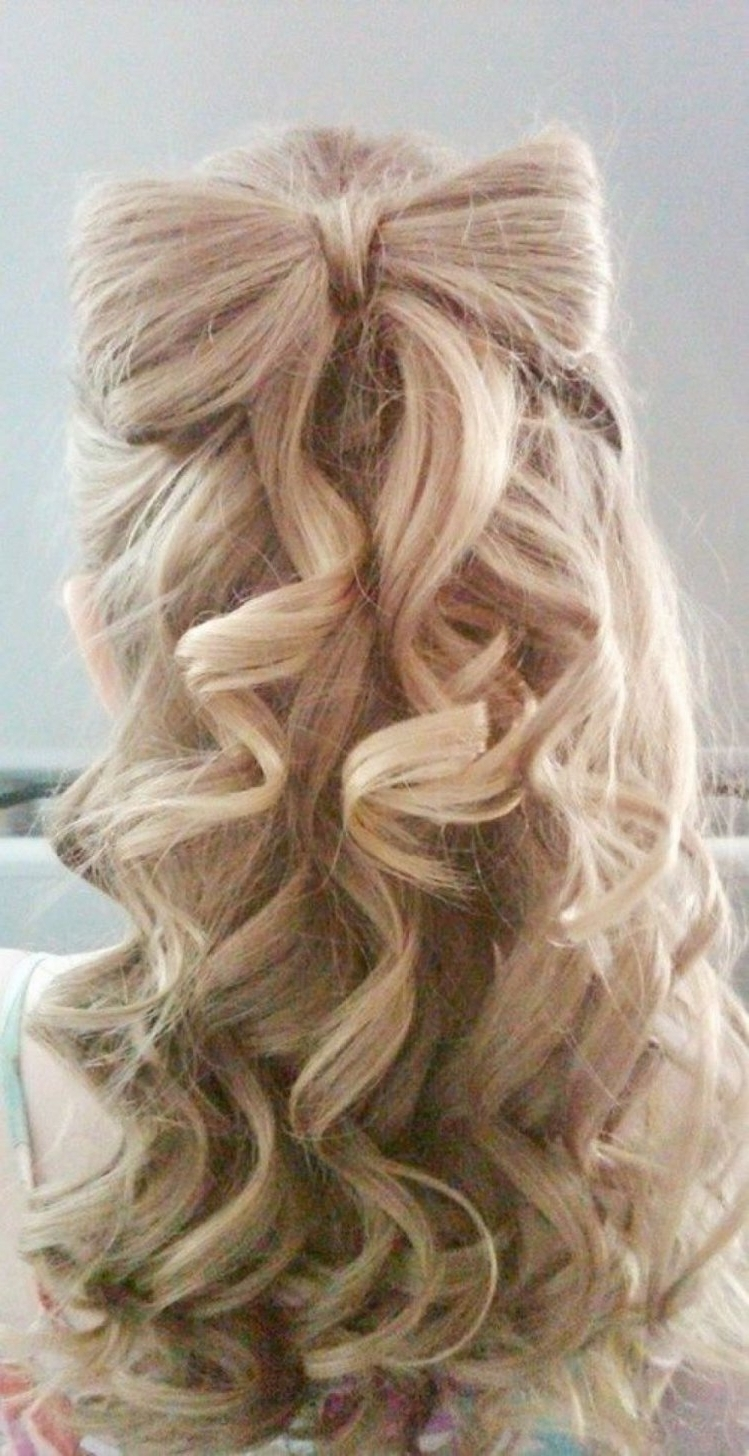 Updo Hairstyles For Long Thick Hair Impressive Updos Wedding Curly For Updo Hairstyles For Long Thick Hair (View 13 of 15)